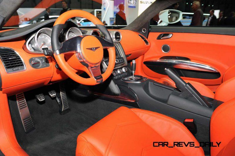 2010 Hispano Suiza Gran Turismo XIOV 18