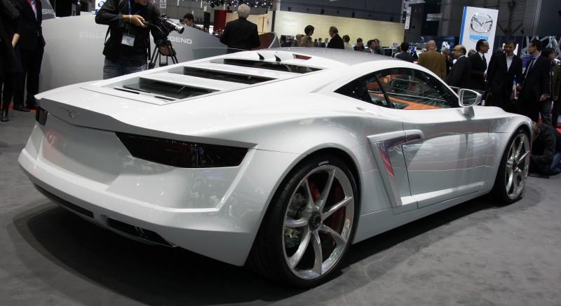 2010 Hispano Suiza Gran Turismo XIOV 2