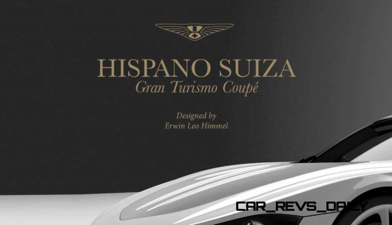 2010 Hispano Suiza Gran Turismo XIOV 20