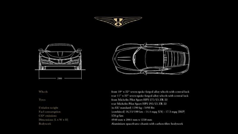 2010 Hispano Suiza Gran Turismo XIOV 26