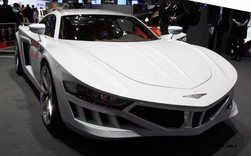 2010 Hispano Suiza Gran Turismo XIOV 3