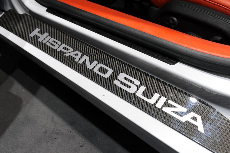 2010 Hispano Suiza Gran Turismo XIOV 30