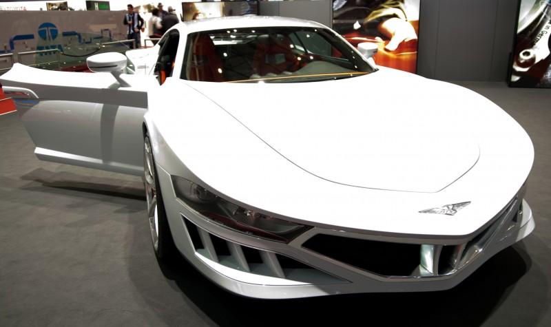 2010 Hispano Suiza Gran Turismo XIOV 36