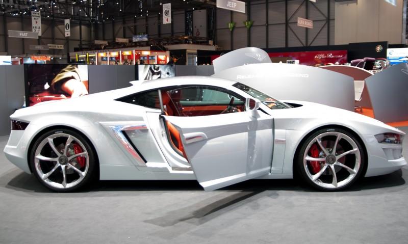 2010 Hispano Suiza Gran Turismo XIOV 37