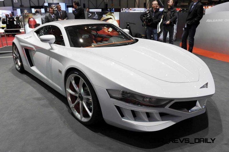 2010 Hispano Suiza Gran Turismo XIOV 41