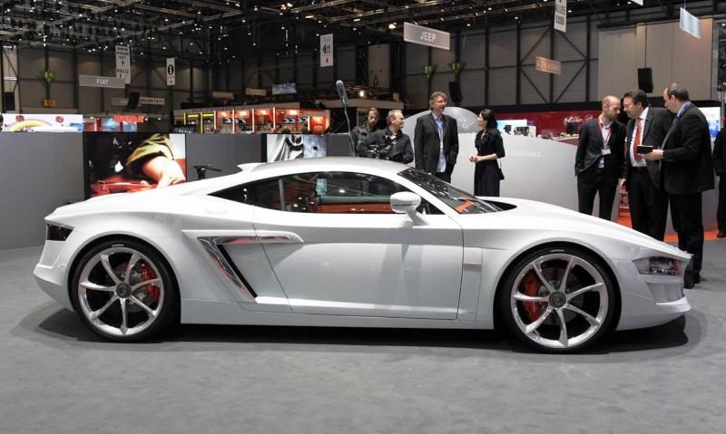 2010 Hispano Suiza Gran Turismo XIOV 42
