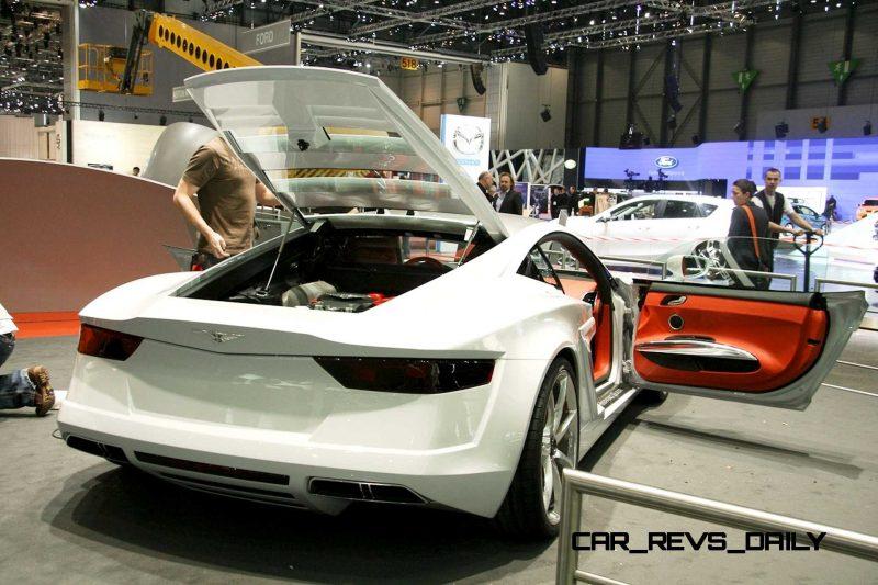 2010 Hispano Suiza Gran Turismo XIOV 46
