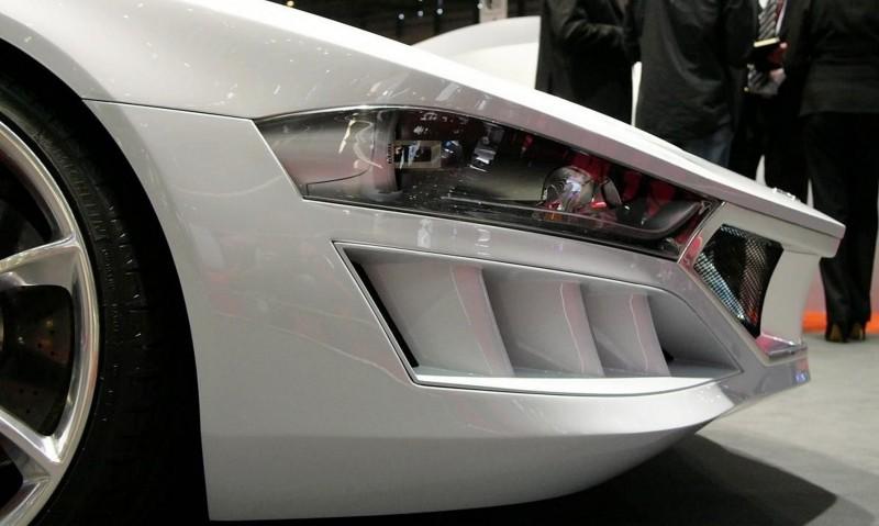2010 Hispano Suiza Gran Turismo XIOV 50
