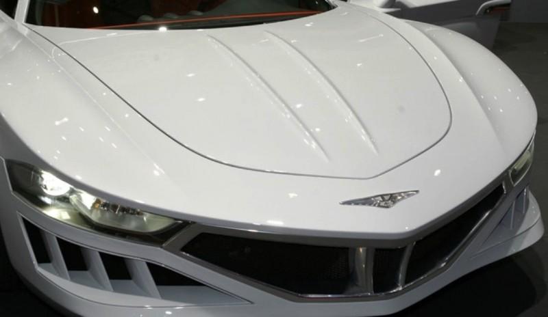 2010 Hispano Suiza Gran Turismo XIOV 54