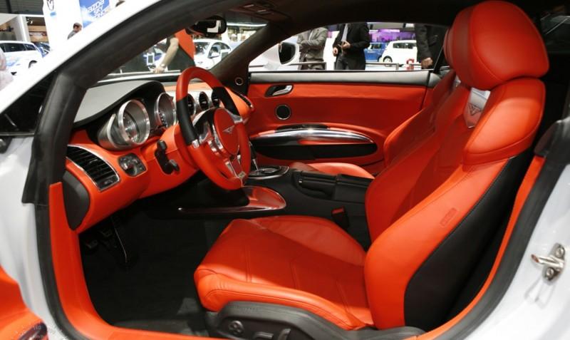 2010 Hispano Suiza Gran Turismo XIOV 55