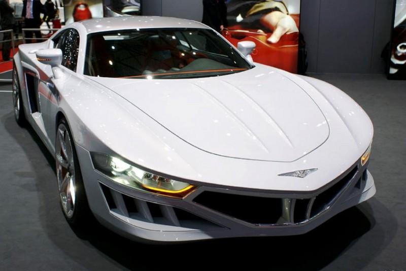 2010 Hispano Suiza Gran Turismo XIOV 56
