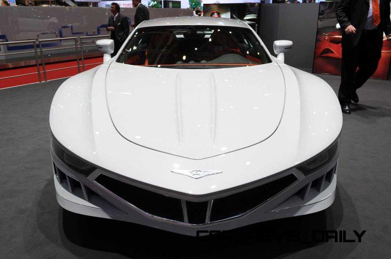 2010 Hispano Suiza Gran Turismo XIOV 6