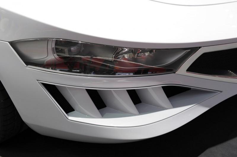2010 Hispano Suiza Gran Turismo XIOV 9
