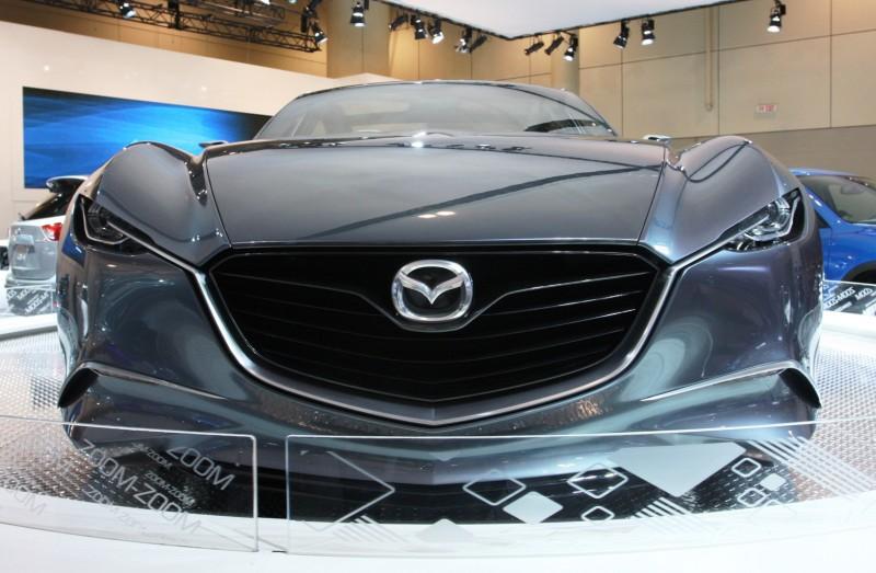 2010 Mazda SHINARI Concept 13