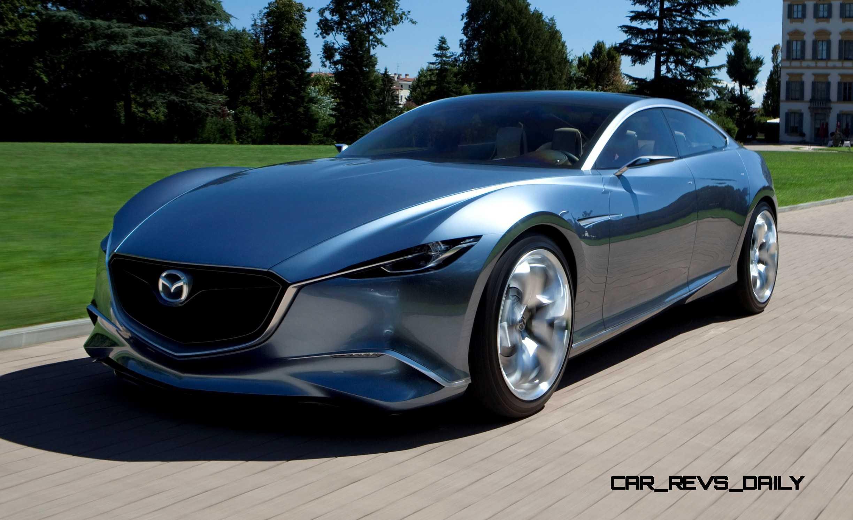 2010 Mazda SHINARI Concept 21