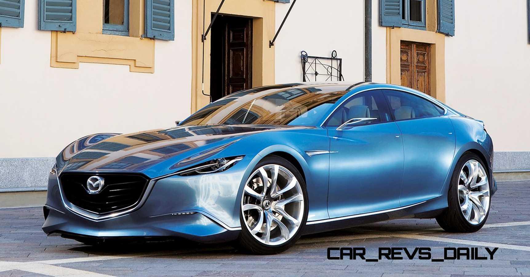 2010 Mazda SHINARI Concept 36