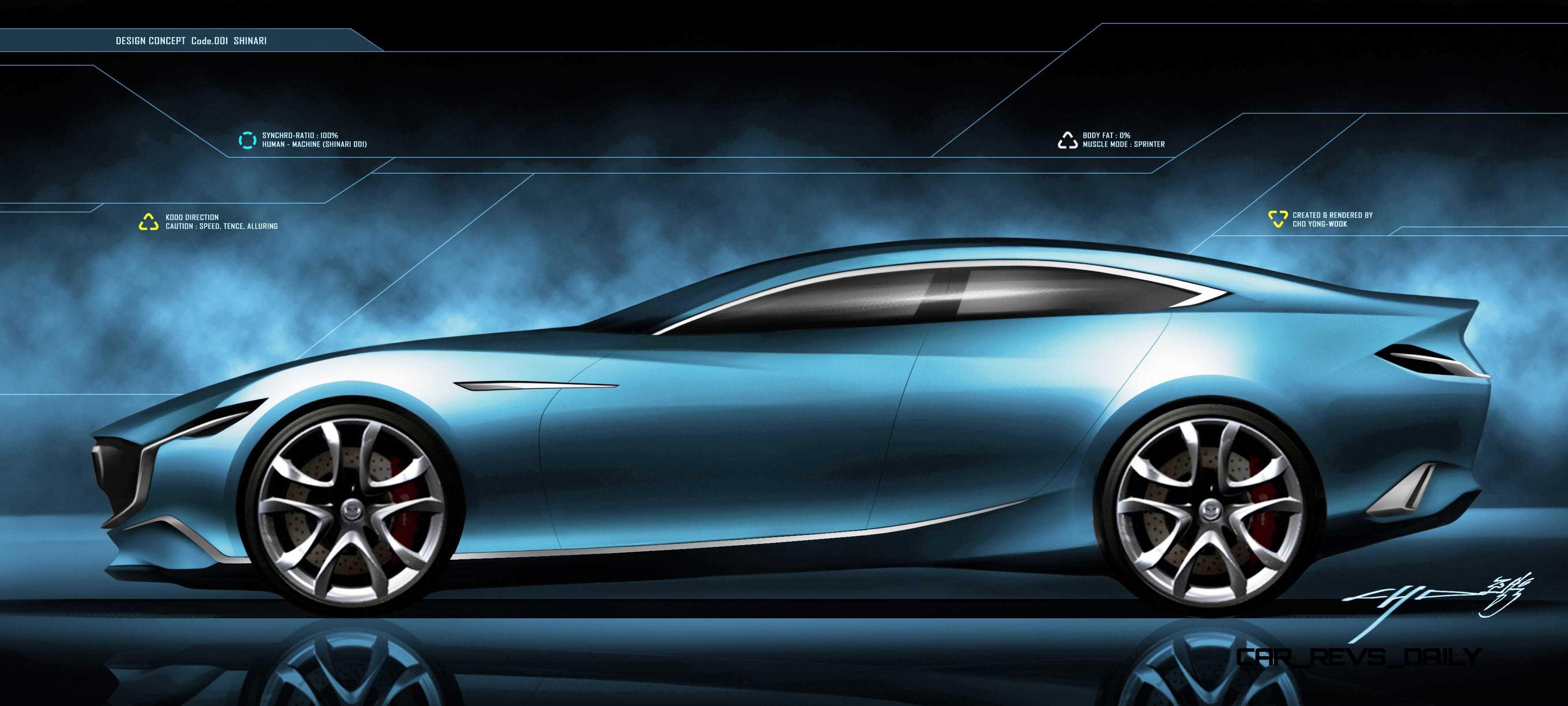 2010 Mazda SHINARI Concept 44