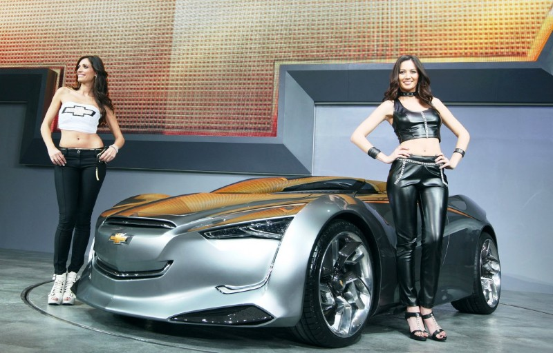 2011 Chevrolet Miray Roadster Concept 1