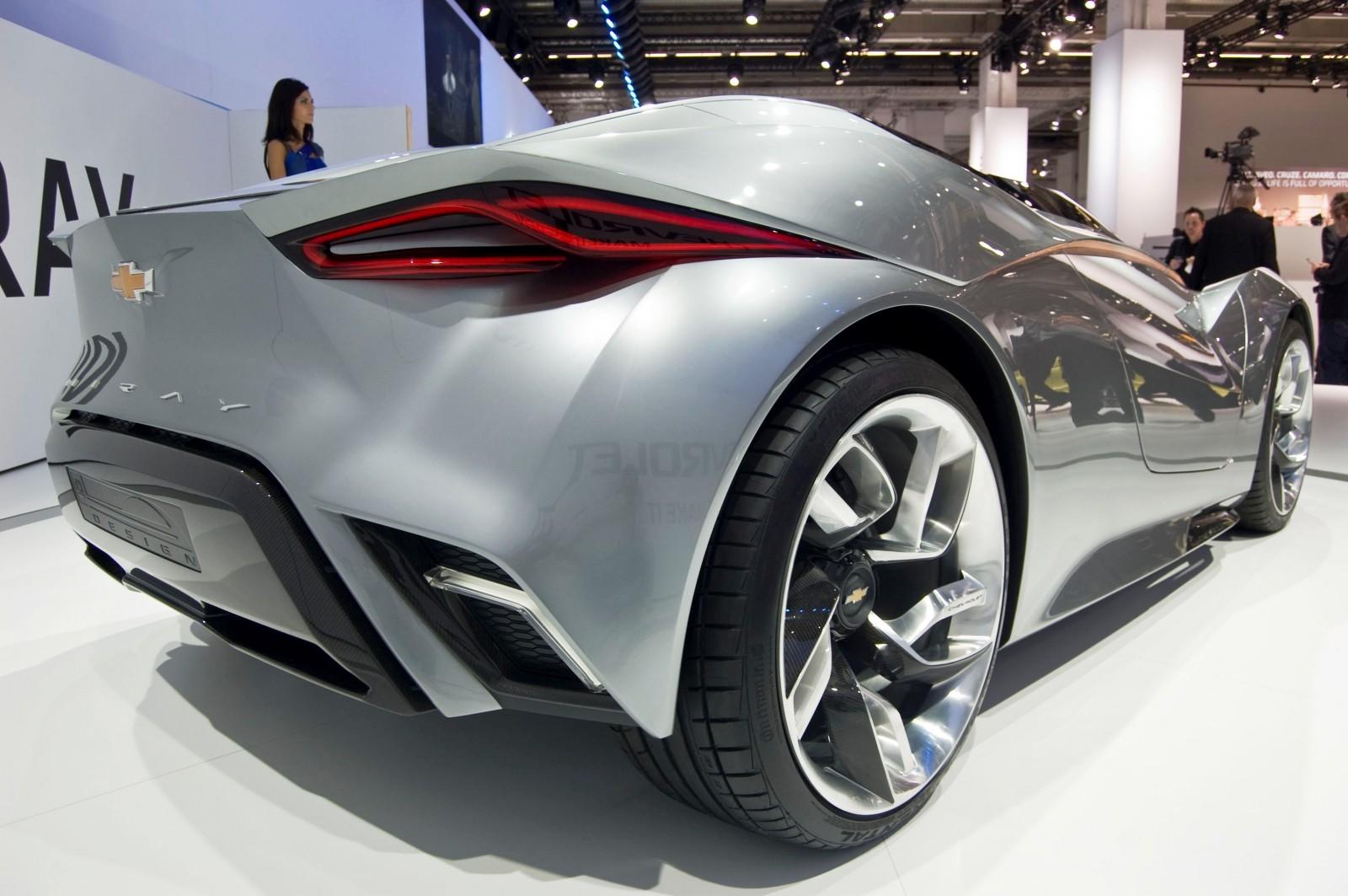 Chevrolet Fnr Sports Concept 48 Images Sepsis Garage The Electric Car Best Of Shanghai 2017 X 18 Photos