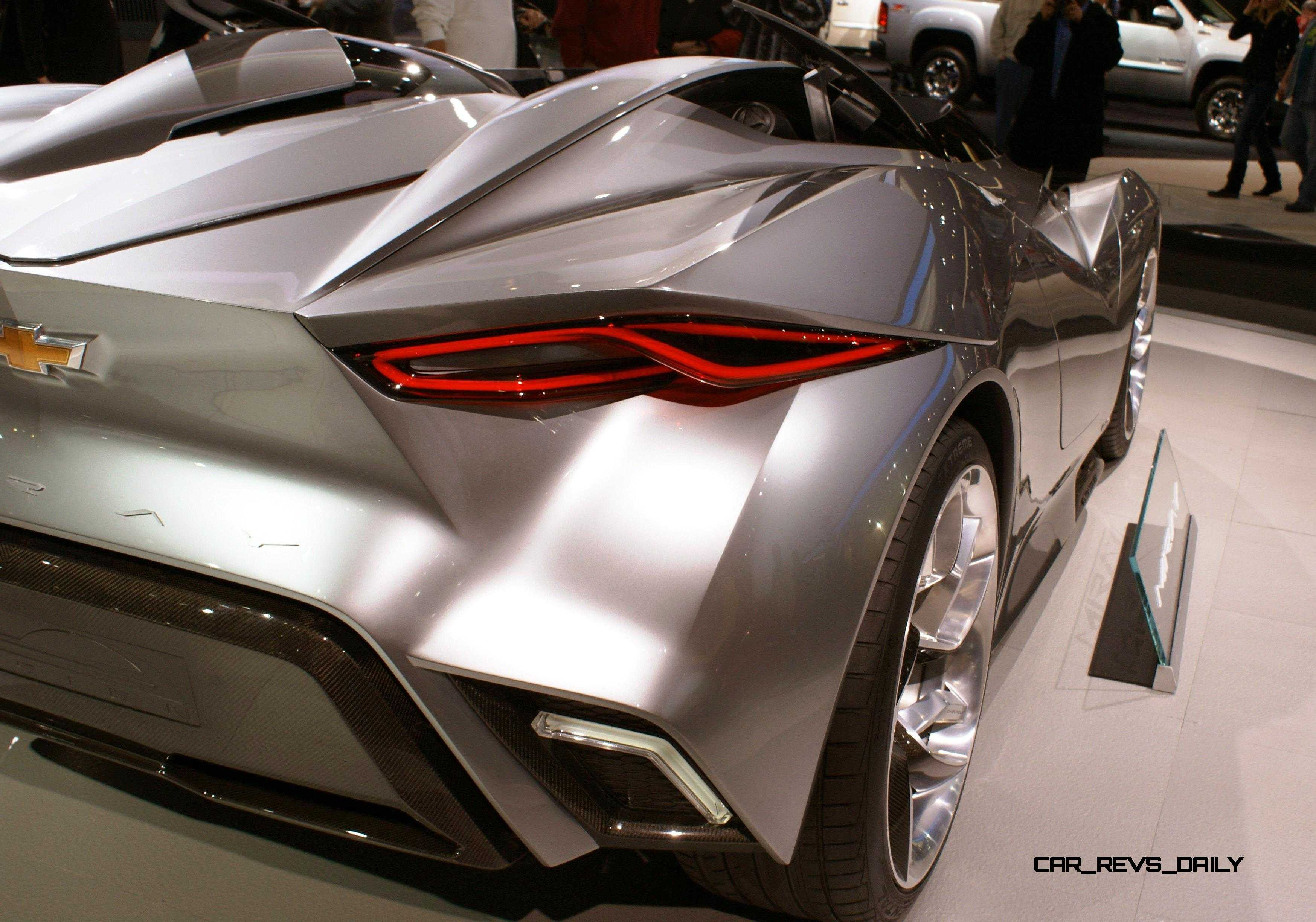 2011 Chevrolet Miray Roadster Concept 37