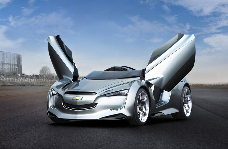 2011 Chevrolet Miray Roadster Concept 38