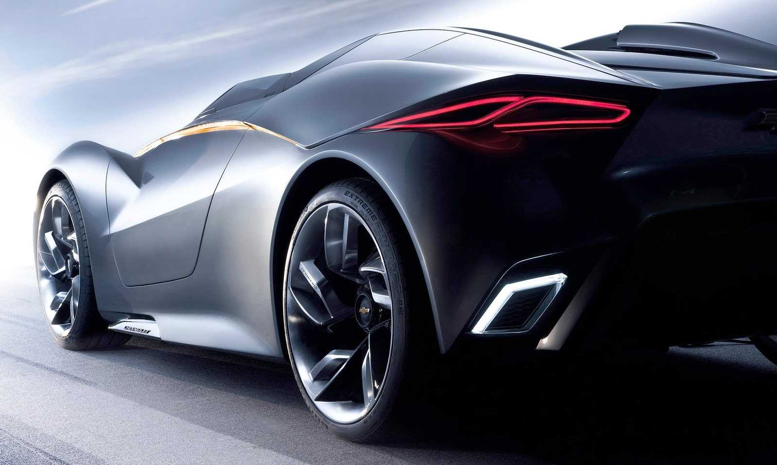 2011 Chevrolet Miray Roadster Concept 43