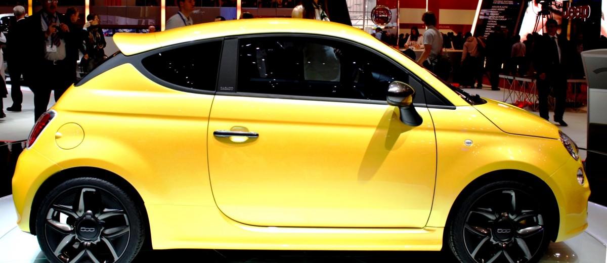 2011 Fiat 500 Coupé Zagato 10