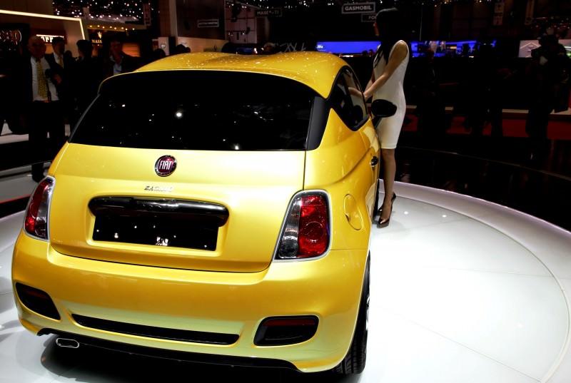 2011 Fiat 500 Coupé Zagato 12
