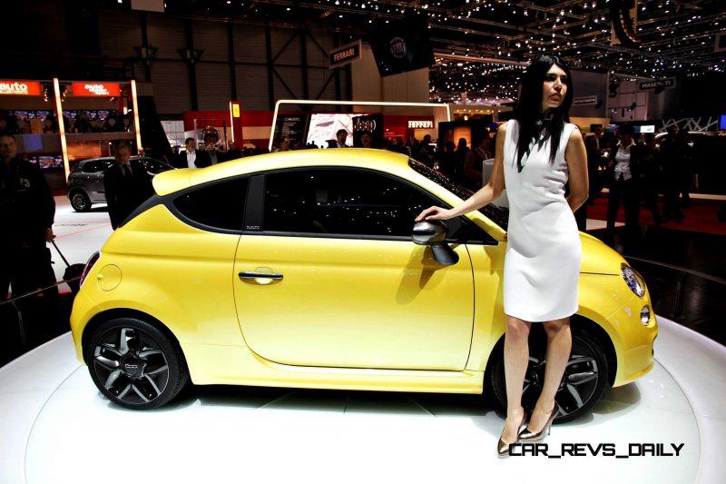 2011 Fiat 500 Coupé Zagato 13