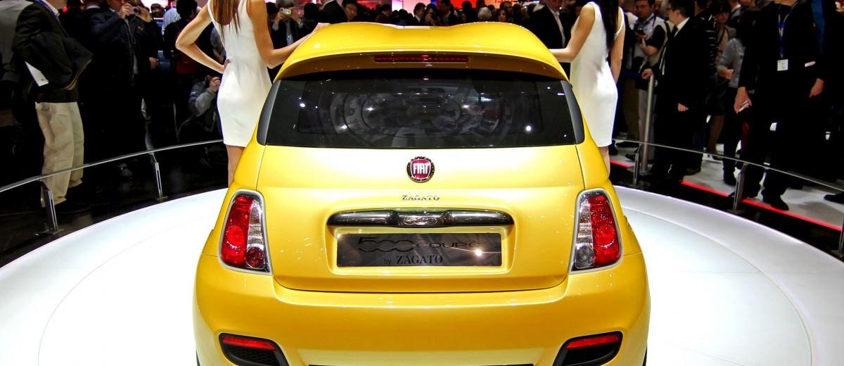 2011 Fiat 500 Coupé Zagato 3