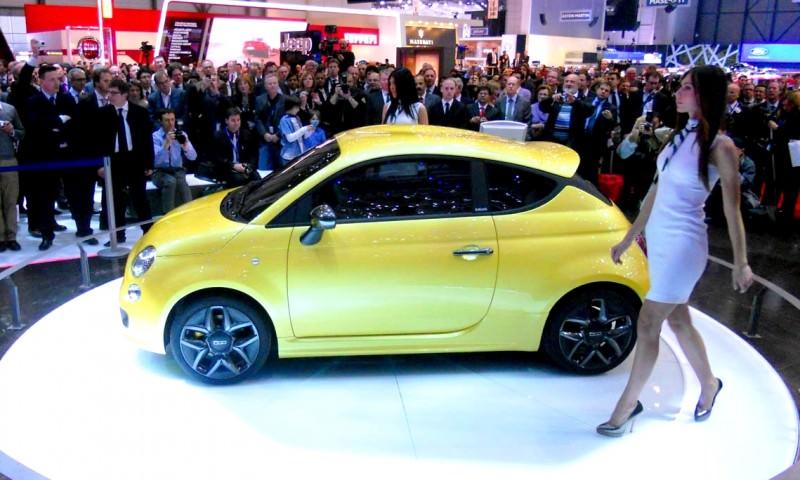 2011 Fiat 500 Coupé Zagato 7