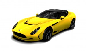 2012 AC 378GT by ZAGATO Animated Visualizer 13