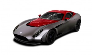 2012 AC 378GT by ZAGATO Animated Visualizer 16