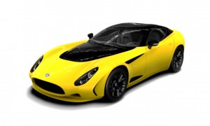 2012 AC 378GT by ZAGATO Animated Visualizer 20