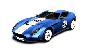 2012 AC 378GT by ZAGATO Animated Visualizer 21