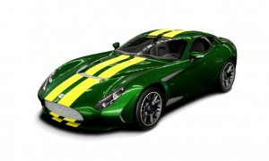 2012 AC 378GT by ZAGATO Animated Visualizer 22