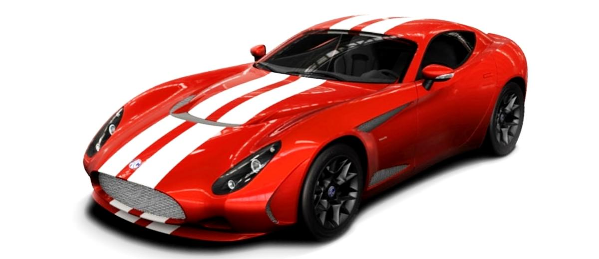2012 AC 378GT by ZAGATO Animated Visualizer 23