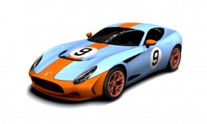 2012 AC 378GT by ZAGATO Animated Visualizer 24