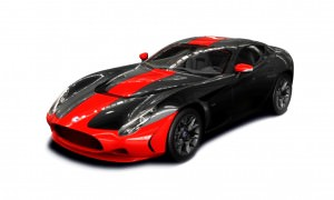 2012 AC 378GT by ZAGATO Animated Visualizer 25