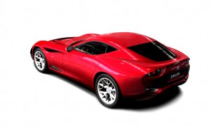 2012 AC 378GT by ZAGATO Animated Visualizer 27