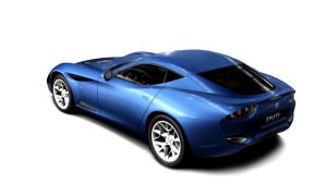 2012 AC 378GT by ZAGATO Animated Visualizer 28