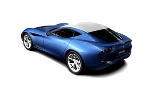 2012 AC 378GT by ZAGATO Animated Visualizer 35