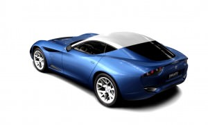 2012 AC 378GT by ZAGATO Animated Visualizer 37