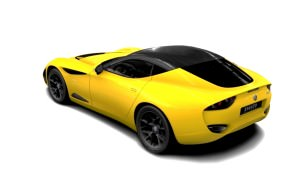 2012 AC 378GT by ZAGATO Animated Visualizer 38