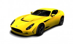 2012 AC 378GT by ZAGATO Animated Visualizer 4