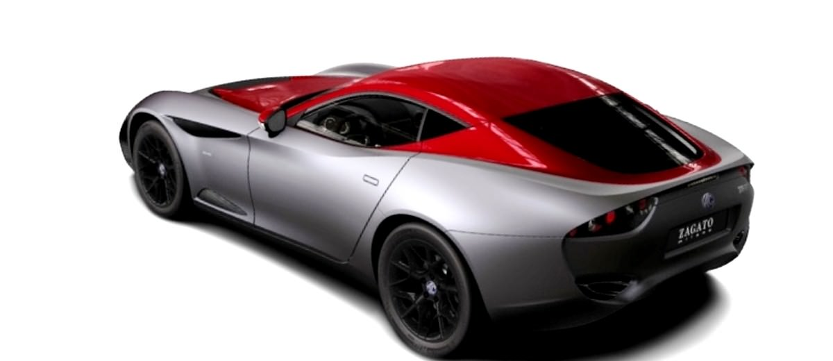 2012 AC 378GT by ZAGATO Animated Visualizer 41