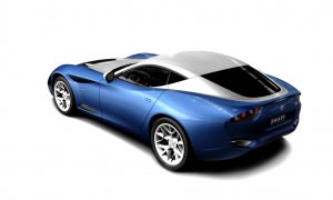 2012 AC 378GT by ZAGATO Animated Visualizer 44