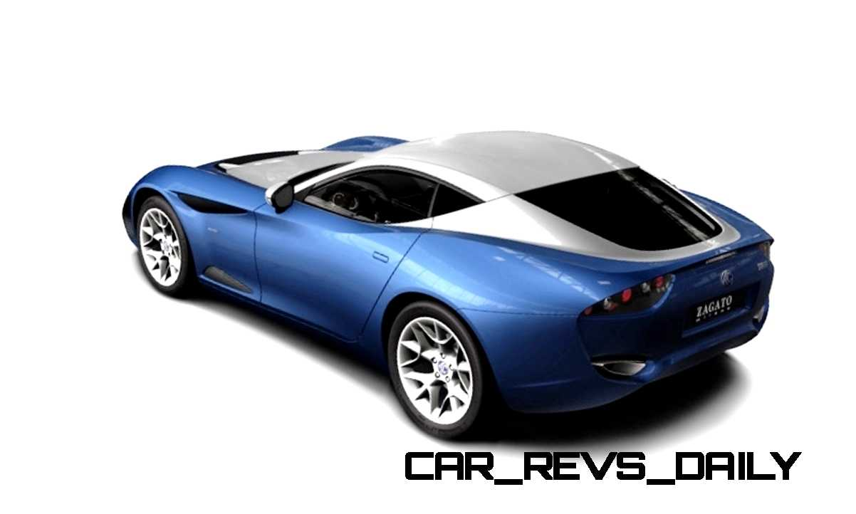 2012 AC 378GT by ZAGATO Animated Visualizer