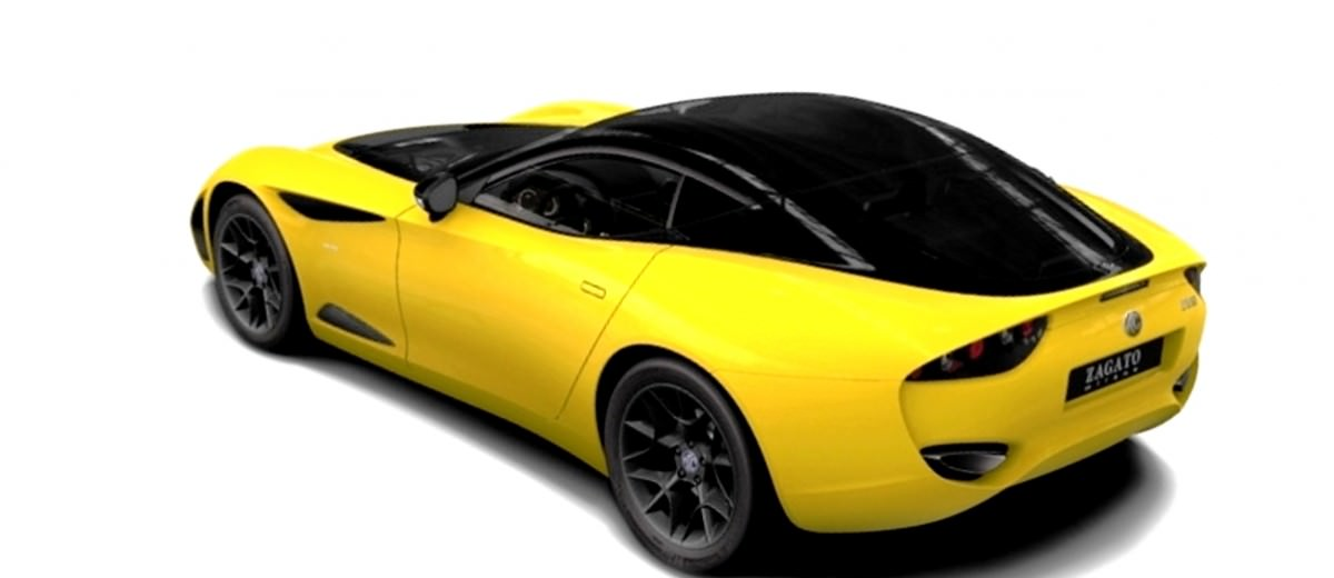 2012 AC 378GT by ZAGATO Animated Visualizer 45