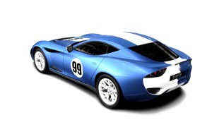 2012 AC 378GT by ZAGATO Animated Visualizer 46